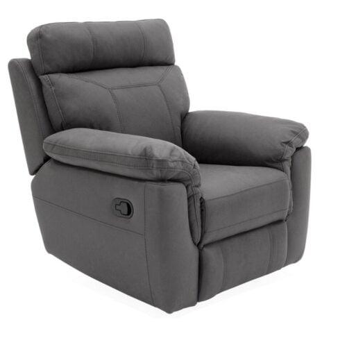 Bianca Fabric Recliner Armchair