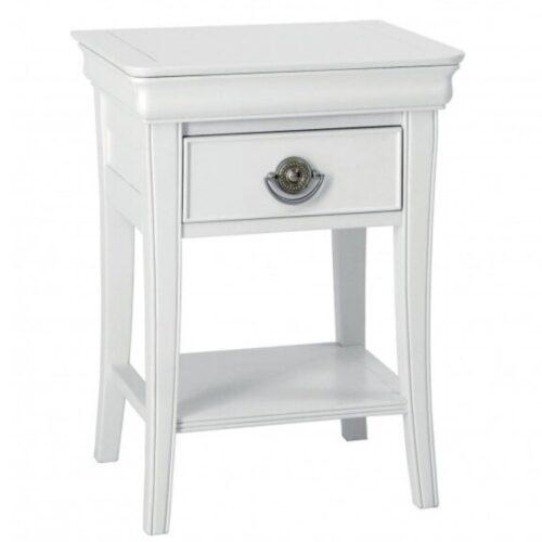 Chanel 1 Drawer Bedside Table