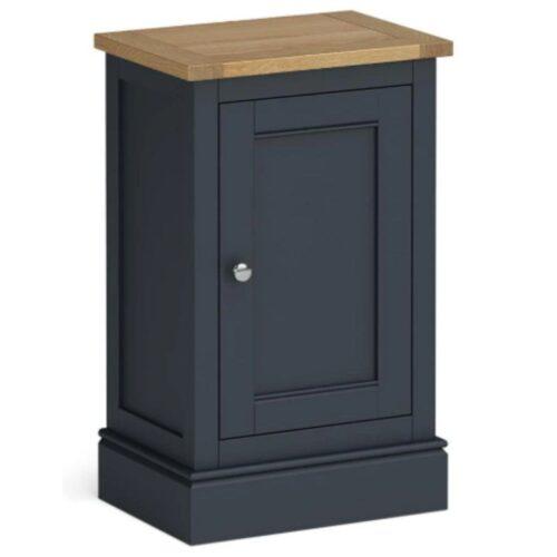 Charlie Mini Charcoal and Oak Cupboard