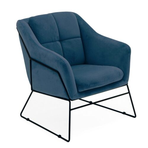 Clodagh Velvet Accent Chair