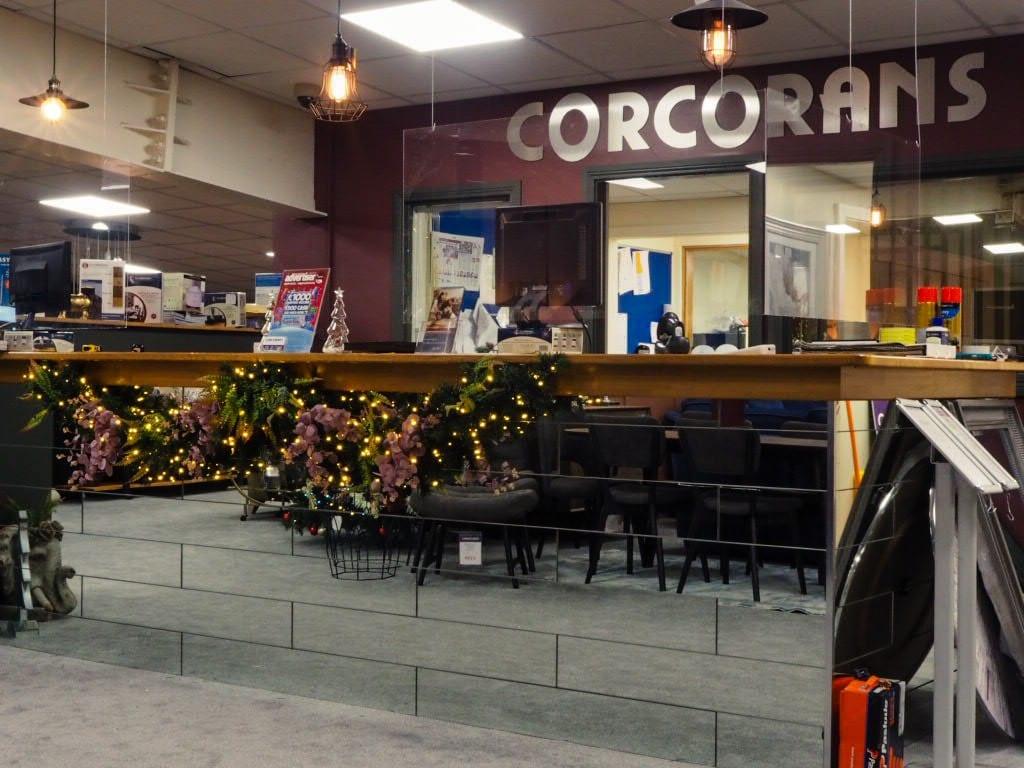 our newly-refurbished Killarney showroom