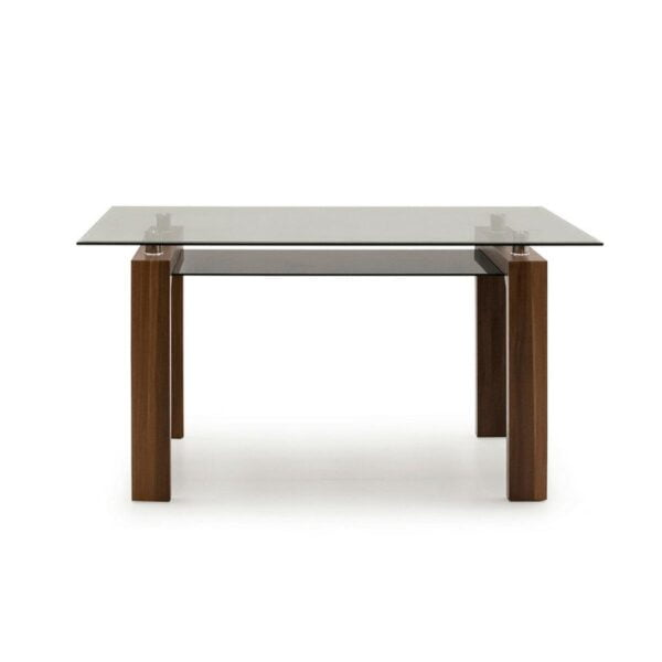 Banteer Glass Dining Table available at Corcoran's Furniture & Carpets