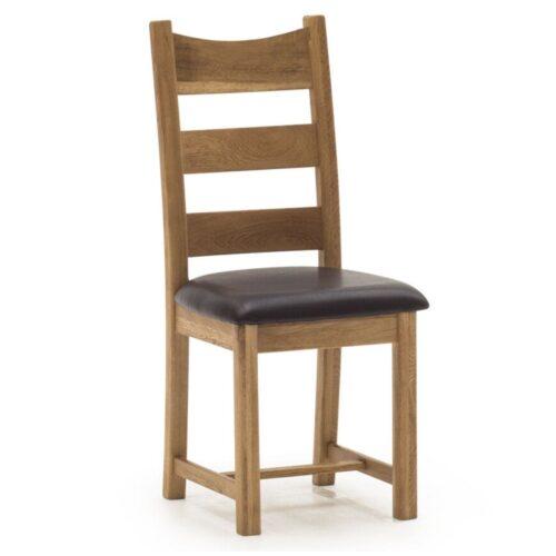 Dunloe Padded Dining Chair