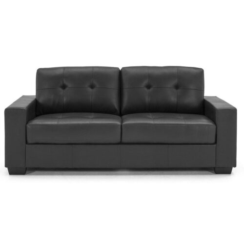 Gordon Faux Leather 3 Seater Sofa