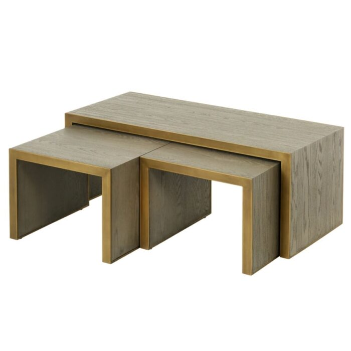 Lincoln Nesting Coffee Table Set