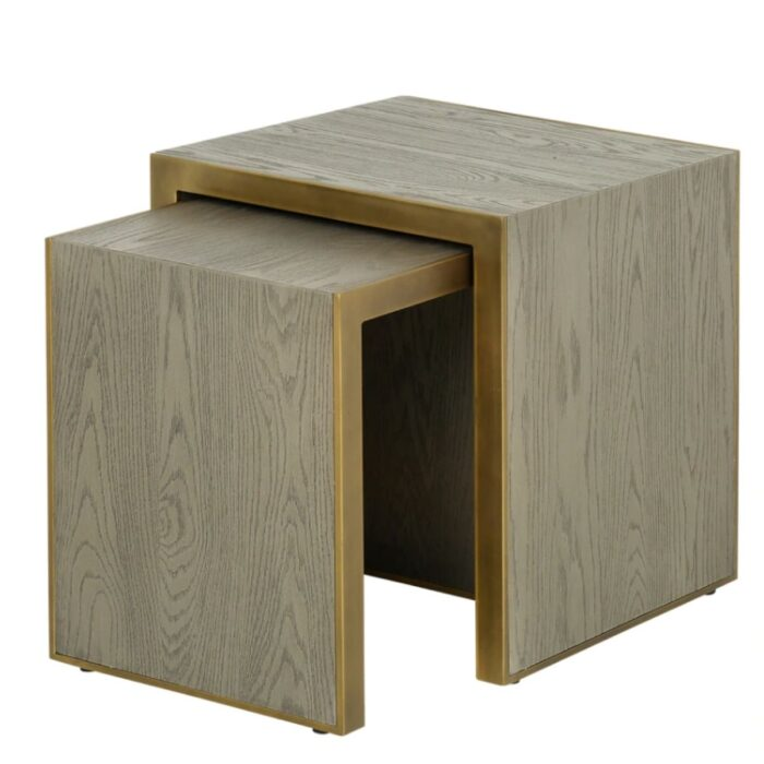 Lincoln Nesting Side Table Set