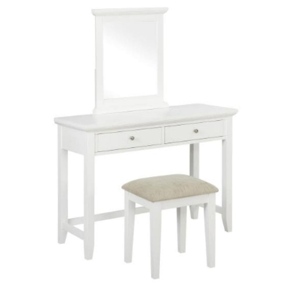 Lolly Dressing Table & Mirror