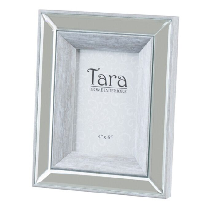 Margot Photo Frame Grey 4x6