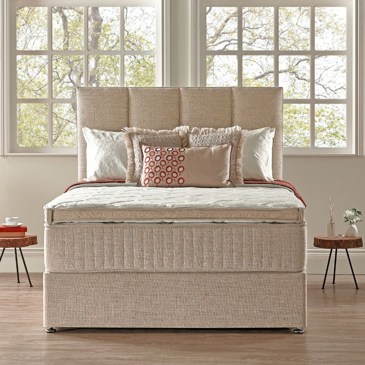 Sumptuous Support Mattress by Respa available at Corcoran's Furniture & Carpets