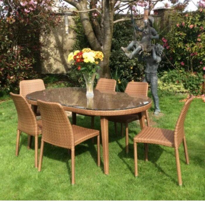 Menorca Garden Table