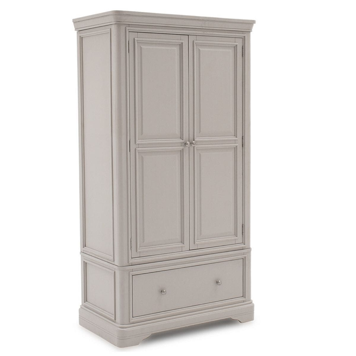 Mika 2 Door 1 Drawer Wardrobe
