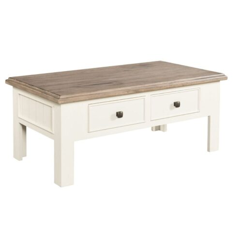 Pasadena Two Tone Coffee Table