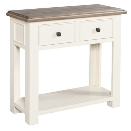 Pasadena Two Tone Console Table