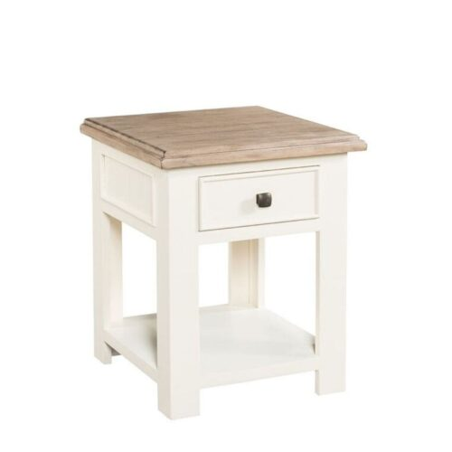 Pasadena Two Tone Lamp Table