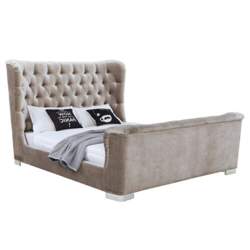 Barnaby Fabric Bed