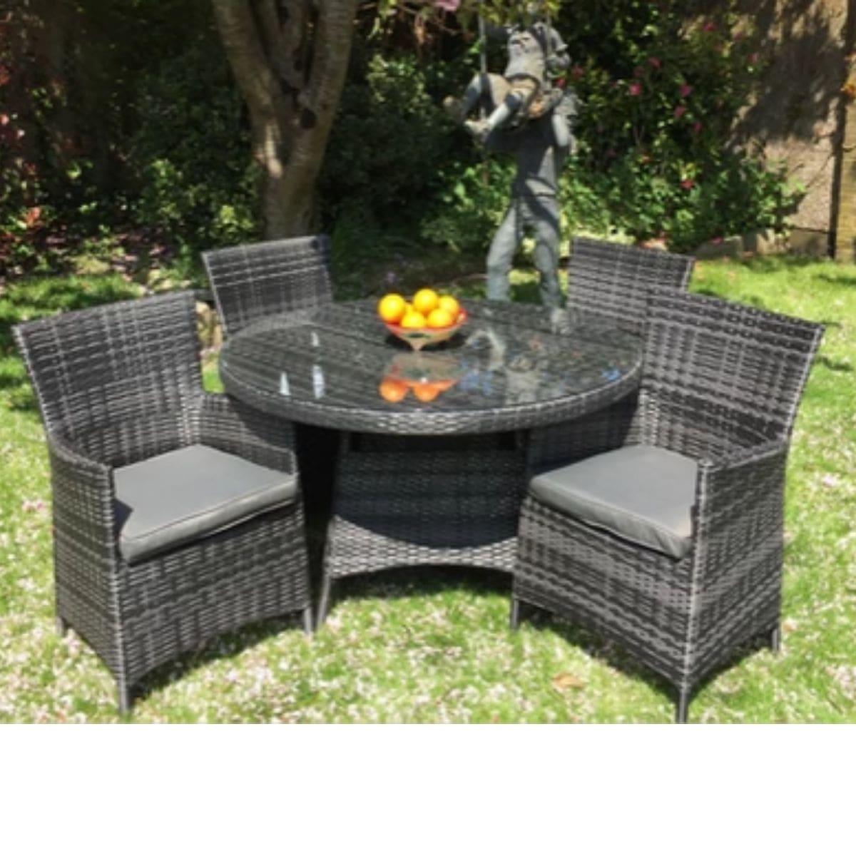 Rhodes Garden Table