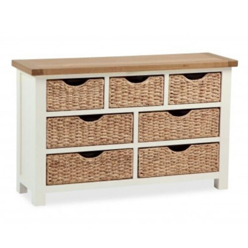 Sabina Seven-Basket Chest of Drawers
