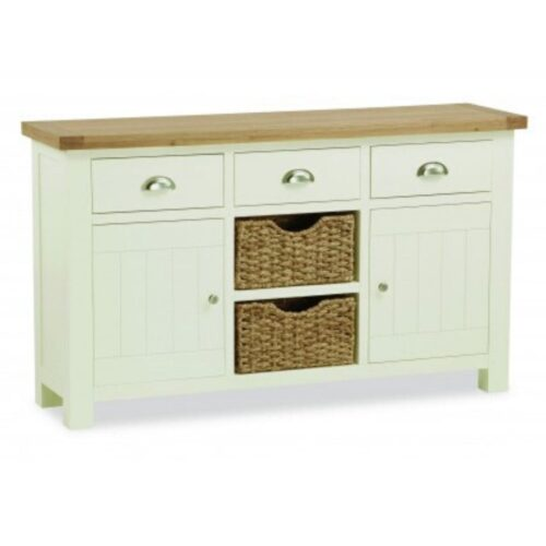 Sabina Large Oak Sideboard