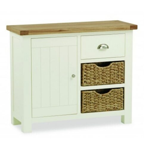 Sabina Small Oak Sideboard