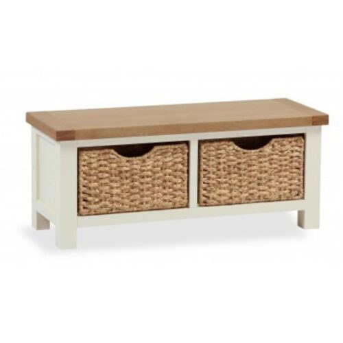 Seagrass Blanket Box