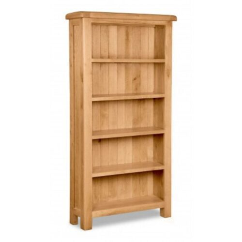Sonia Oak Large Bookcase