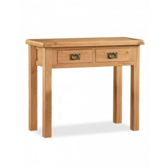 Sonia Oak Dressing Table