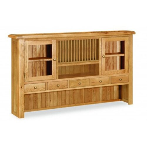 Sonia Oak Extra Large Hutch
