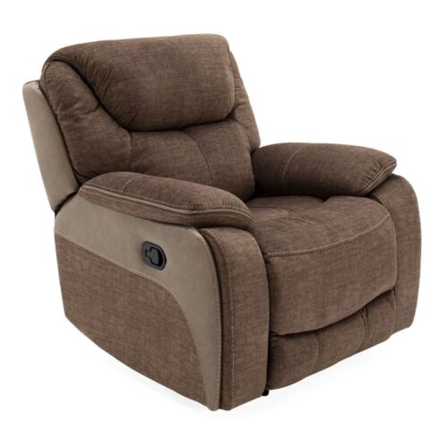 Stephanie Fabric Recliner Armchair